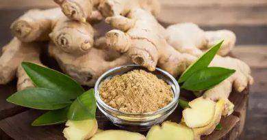Ginger Benefits In Marathi