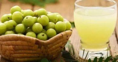 Awla (Amla) Eating Benefits In Marathi