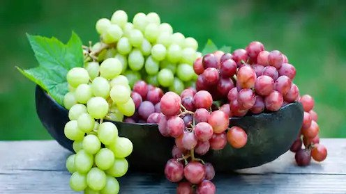 Grapes Eating Benefits In Marathi