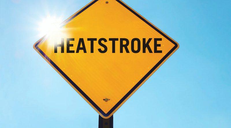 Heat stroke treatment in Marathi