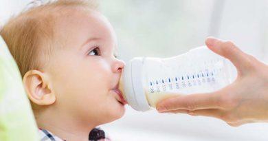Care While Feeding Milk