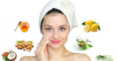 Home remedies for glowing face