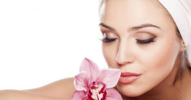 Beauty care at an advanced age