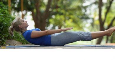 Naukasana Yoga In Marathi