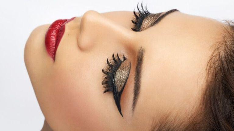 Eye makeup for summer in Marathi