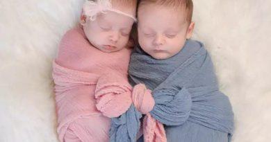 How Twins Born In Marathi