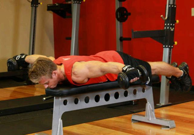how to do Lying Rear Delt Raises in marathi